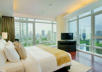 2 Bedrooms, サービスアパート(短期), 賃貸物件, Soi Mahatlek Luang 3 , 2 Bathrooms, Listing ID 4046, Lumphini, Pathum Wan, Bangkok, Thailand, 10330,