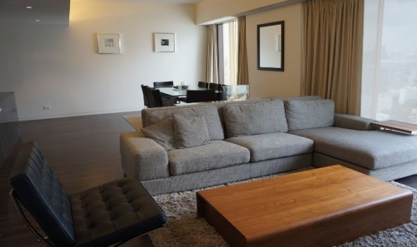 2 Bedrooms, コンドミニアム, 賃貸物件, 250 Mahadlekluang Ratchadamri Road, 2 Bathrooms, Listing ID 4057, Khwaeng Lumphini, Khet Pathum Wan, Bangkok, Thailand, 10330,