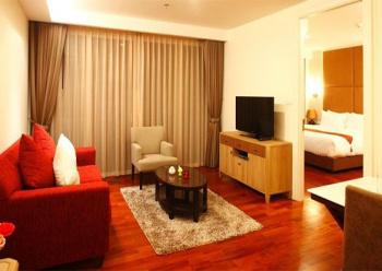 1 Bedrooms, サービスアパート(短期), 賃貸物件, Soi Sukhumvit 20, 1 Bathrooms, Listing ID 4071, Khlong Toei, Bangkok, Thailand, 10110,