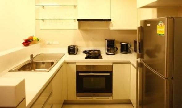 2 Bedrooms, アパートメント, 賃貸物件, Sukhumvit 20, 2 Bathrooms, Listing ID 4072, Bangkok, Thailand,