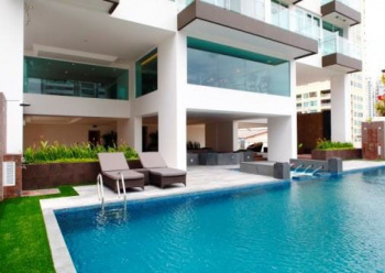 5 Bedrooms, アパートメント, 賃貸物件, Soi Sukhumvit 20, 5 Bathrooms, Listing ID 4073, Khlong Toei, Bangkok, Thailand, 10110,