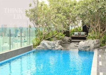 1 Bedrooms, コンドミニアム 建物名, 売買物件, Phechaburi Rd, 1 Bathrooms, Listing ID 4101, Khwaeng Makkasan,,  Khet Ratchathewi, Bangkok, Thailand, 10400,