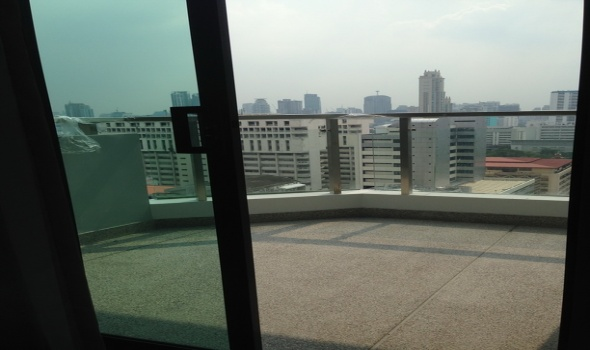 2 Bedrooms, コンドミニアム, 賃貸物件, スパライ プレミア プレイス, Soi Phetchaburi , 2 Bathrooms, Listing ID 4189, Khwaeng Bang Kapi, Khet Huai Khwang, Bangkok, Thailand, 10310,