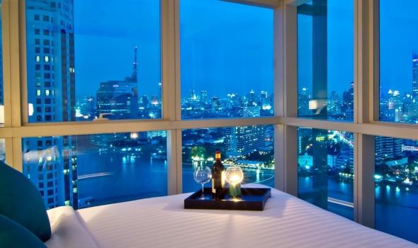 3 Bedrooms, コンドミニアム, 賃貸物件, 3 Bathrooms, Listing ID 4197, Khwaeng Khlong Ton Sai, , Bangkok, Thailand, 10600,