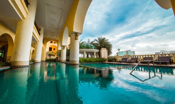 1 Bedrooms, サービスアパート(短期), 賃貸物件, Sukhumvit 101/1, 1 Bathrooms, Listing ID 4210, Bang Chak, Bangkok, Thailand, 10260,