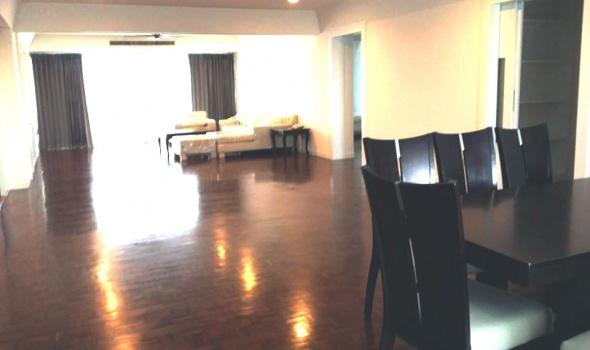 3 Bedrooms, コンドミニアム, 賃貸物件, Soi Sukhumvit 12, 3 Bathrooms, Listing ID 4211, Khlong Toei, Khlong Toei, Bangkok, Thailand, 10110,