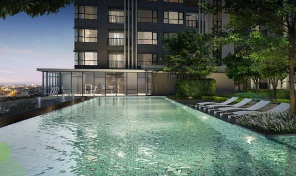 1 Bedrooms, コンドミニアム, 賃貸物件, On Nut 2 Alley, Tenth Floor, 1 Bathrooms, Listing ID 4222, Phra Khanong Nuea, Bangkok, Thailand,
