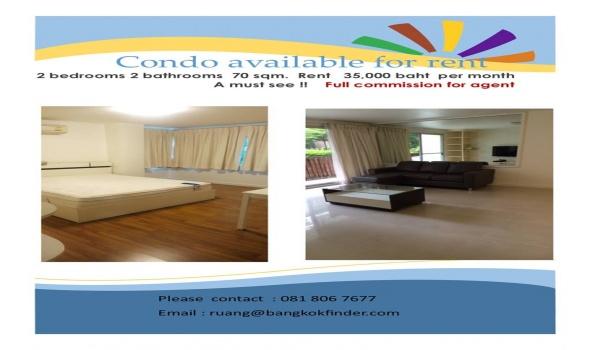 2 Bedrooms, コンドミニアム, 賃貸物件, Thong lo 18, 2 Bathrooms, Listing ID 4223, Khlong Tan Nuea , Watthana, Bangkok, Thailand, 10110,