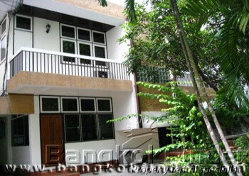 4 Bedrooms, 一戸建て, 賃貸物件, 5 Bathrooms, Listing ID 223, Bangkok, Thailand,