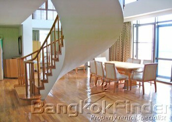 4 Bedrooms, ペントハウス, 賃貸物件, 5 Bathrooms, Listing ID 337, Bangkok, Thailand,