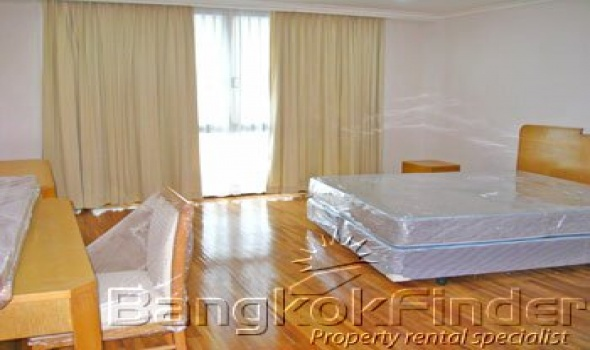 4 Bedrooms, ペントハウス, 賃貸物件, 5 Bathrooms, Listing ID 337, Bangkok, Thailand,