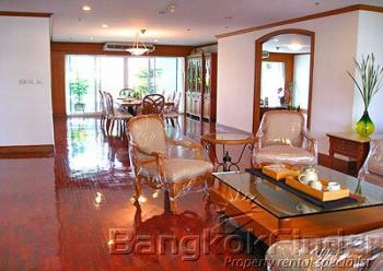 4 Bedrooms, アパートメント, 賃貸物件, Sukhumvit 20, 5 Bathrooms, Listing ID 365, Khwaeng Khlong Toei, Bangkok, Thailand, 10110,
