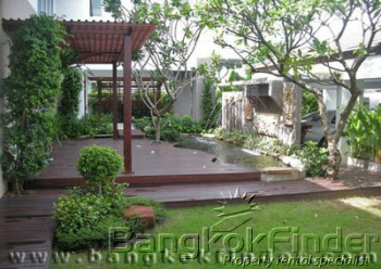 4 Bedrooms, 一戸建て, 賃貸物件, Private Nirvana Village, Yotin Pattana 3, 5 Bathrooms, Listing ID 28, Bangkok, Thailand,