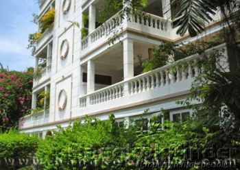 2 Bedrooms, アパートメント, 賃貸物件, Navin Mansions Sathorn, 2 Bathrooms, Listing ID 30, Bangkok, Thailand,
