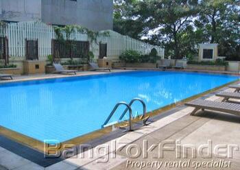3 Bedrooms, アパートメント, 賃貸物件, Sukhumvit 16, 3 Bathrooms, Listing ID 482, Bangkok, Thailand, 10110,
