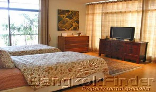 4 Bedrooms, ペントハウス, 賃貸物件, Sukhumvit 61, 5 Bathrooms, Listing ID 490, Bangkok, Thailand,