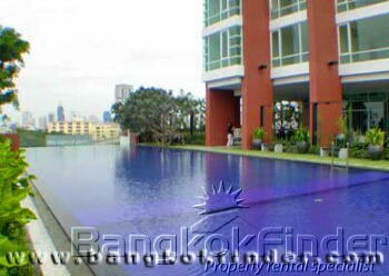 3 Bedrooms, コンドミニアム, 賃貸物件, Fullerton, Sukhumvit 61 Alley, 3 Bathrooms, Listing ID 35, Bangkok, Thailand,