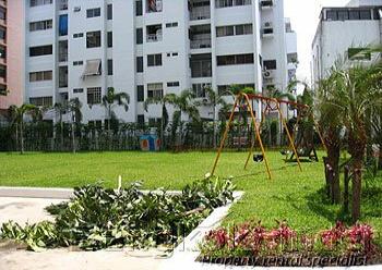 3 Bedrooms, コンドミニアム, 賃貸物件, Esmeralda Apartments, Ngam duphli, 3 Bathrooms, Listing ID 40, Bangkok, Thailand,