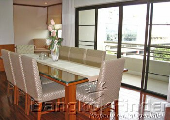 3 Bedrooms, アパートメント, 賃貸物件, Castle Suites, Sathorn soi 7, 4 Bathrooms, Listing ID 4, Bangkok, Thailand,