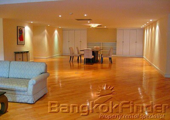 3 Bedrooms, アパートメント, 賃貸物件, 4 Bathrooms, Listing ID 1235, Bangkok, Thailand,