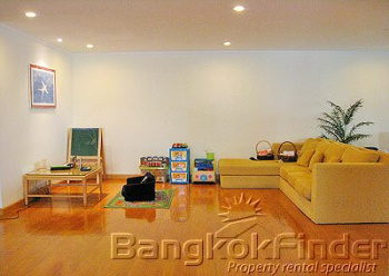 3 Bedrooms, アパートメント, 賃貸物件, 4 Bathrooms, Listing ID 1477, Bangkok, Thailand,