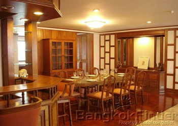 4 Bedrooms, アパートメント, 賃貸物件, 4 Bathrooms, Listing ID 1480, Bangkok, Thailand,