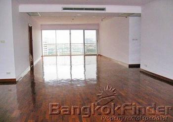 3 Bedrooms, アパートメント, 賃貸物件, 4 Bathrooms, Listing ID 1684, Bangkok, Thailand,