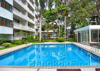 2 Bedrooms, アパートメント, 賃貸物件, Niti Court, 2 Bathrooms, Listing ID 1687, Khwaeng Thung Maha Mek, Khet Sathon, Bangkok, Thailand, 10120,