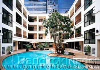 2 Bedrooms, アパートメント, 賃貸物件, Sukon Court, Sathorn Road, 2 Bathrooms, Listing ID 82, Bangkok, Thailand,