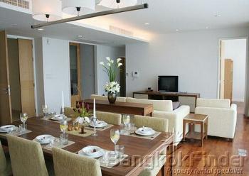 3 Bedrooms, アパートメント, 賃貸物件, 3 Bathrooms, Listing ID 1794, Bangkok, Thailand,