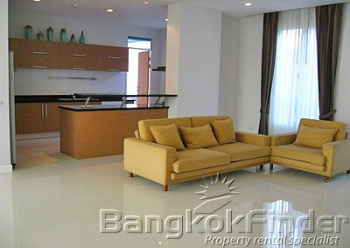 4 Bedrooms, アパートメント, 賃貸物件, 5 Bathrooms, Listing ID 1822, Khwaeng Khlong Toei Nuea,, Bangkok, Thailand, 10110,