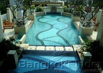 4 Bedrooms, ペントハウス, 賃貸物件, Soi Sukhumvit 8, 5 Bathrooms, Listing ID 1842, Khlong Toei, Khlong Toei , Bangkok, Thailand, 10110,