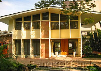 4 Bedrooms, 一戸建て, 賃貸物件, 5 Bathrooms, Listing ID 1855, Khwaeng Khlong Tan Nuea, Khet Watthana, Bangkok, Thailand, 10110,