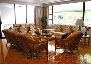 4 Bedrooms, アパートメント, 賃貸物件, Tipamas Suites, 4 Bathrooms, Listing ID 1934, S Sathorn Rd, Thung Maha Mek, Bangkok, Thailand, 10120 ,