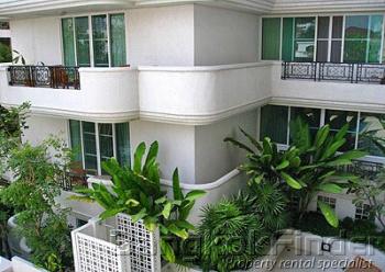 2 Bedrooms, アパートメント, 賃貸物件, 2 Bathrooms, Listing ID 1968, Bangkok, Thailand,