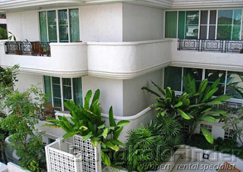 3 Bedrooms, アパートメント, 賃貸物件, 2 Bathrooms, Listing ID 1969, Bangkok, Thailand,