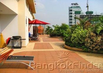 4 Bedrooms, ペントハウス, 賃貸物件, Soi Sukhumvit 22, 5 Bathrooms, Listing ID 1977, Khlong Tan, Khlong Toei, Bangkok, Thailand, 10110,