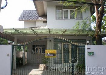 3 Bedrooms, 一戸建て, 賃貸物件, 3 Bathrooms, Listing ID 1983, Bangkok, Thailand,