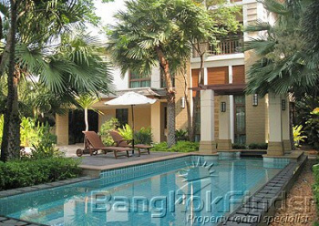 4 Bedrooms, 一戸建て, 賃貸物件, 5 Bathrooms, Listing ID 2117, Bangkok, Thailand,