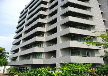 2 Bedrooms, アパートメント, 賃貸物件, 2 Bathrooms, Listing ID 2142, Bangkok, Thailand,