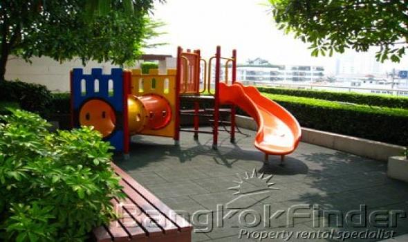 2 Bedrooms, アパートメント, 賃貸物件, 2 Bathrooms, Listing ID 2142, Bangkok, Thailand,