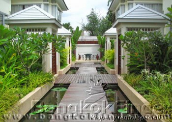 4 Bedrooms, 一戸建て, 賃貸物件, Compound Soonvijai, Phetburi Road Soi 8 , 3 Bathrooms, Listing ID 6, Bangkok, Thailand,