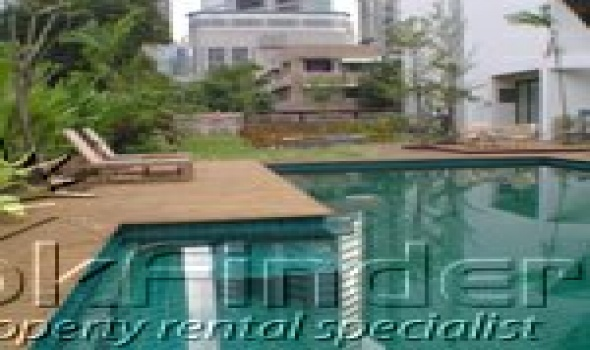 3 Bedrooms, アパートメント, 賃貸物件, 3 Bathrooms, Listing ID 2423, Bangkok, Thailand,