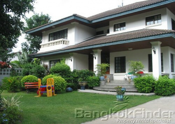 4 Bedrooms, 一戸建て, 賃貸物件, 4 Bathrooms, Listing ID 2452, Bangkok, Thailand,