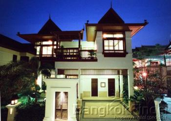 4 Bedrooms, 一戸建て, 賃貸物件, 4 Bathrooms, Listing ID 2455, Bangkok, Thailand,