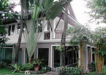 4 Bedrooms, 一戸建て, 賃貸物件, 4 Bathrooms, Listing ID 2464, Bangkok, Thailand,