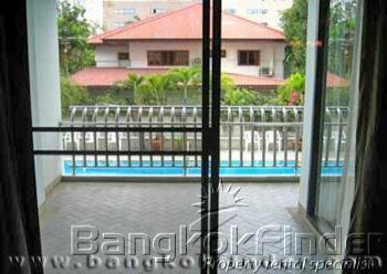 3 Bedrooms, アパートメント, 賃貸物件, Baan Pakapun, 3 Bathrooms, Listing ID 108, Bangkok, Thailand,