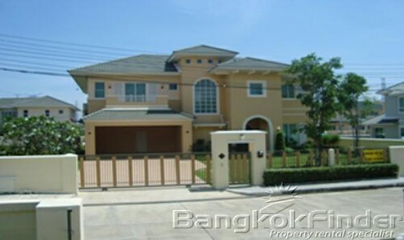 4 Bedrooms, 一戸建て, 賃貸物件,  On Nut 65, Listing ID 2809, Prawet, Bangkok, Thailand, 10250 ,