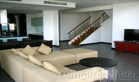 4 Bedrooms, ペントハウス, 売買物件, The Lofts Yennakart, 4 Bathrooms, Listing ID 3047, Chong Nonsi, Yan Nawa, Bangkok, Thailand, 10120 ,