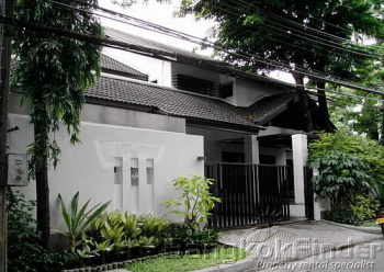 4 Bedrooms, 一戸建て, 賃貸物件, 3 Bathrooms, Listing ID 3052, Bangkok, Thailand,